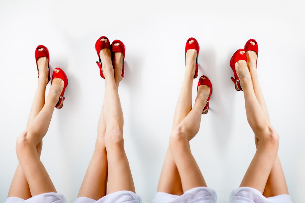 Красивые женский ножки фото в домашних условиях