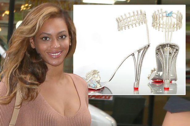 Бейонсе купила туфли за 300 тысяч долларов (фото) изоражения