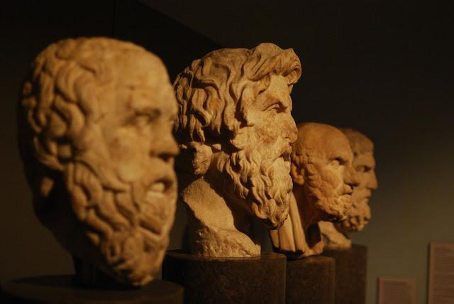 ТЕСТ — Кто Вы из греческих философов?