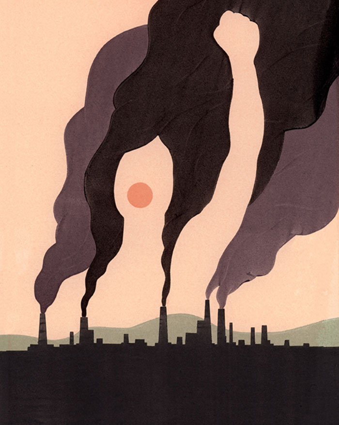 the bleak reality of climate change Commentary: climate change is real it is the bleak reality we are living in there isn't some mystery as to why our planet is warming at the rate that it is.