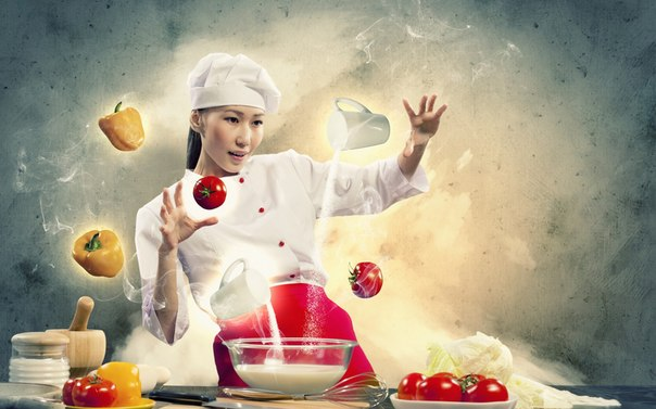 ТЕСТ — Творческий ли Вы повар?