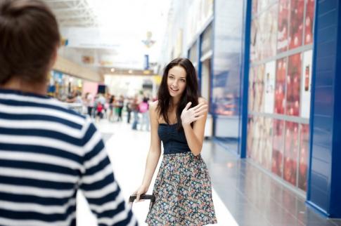 как подтолкнуть мужчину к знакомству