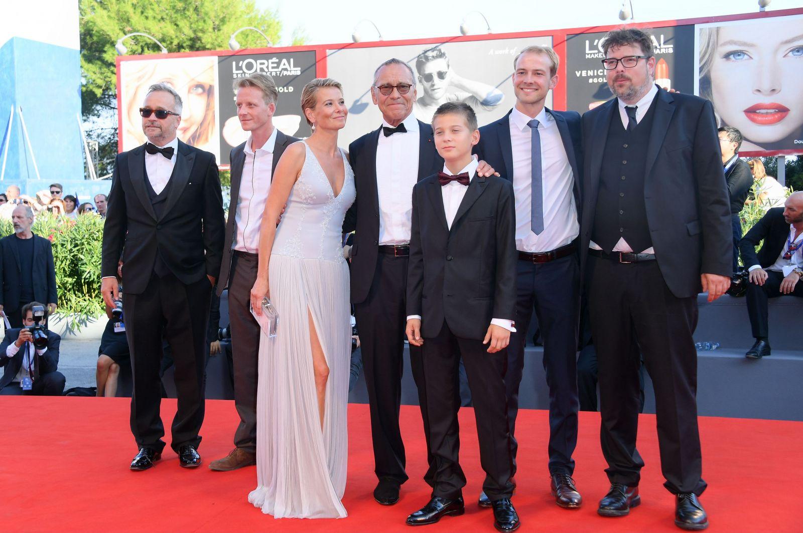 венецианский кинофестиваль 2016 фото красная дорожка