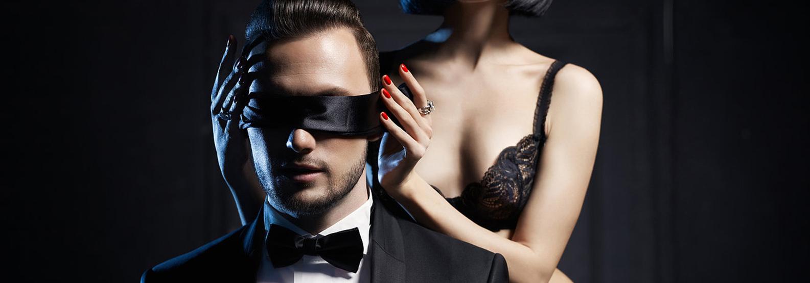 Секс пати в масках