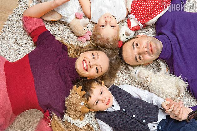 Катя вилкова с детьми 31