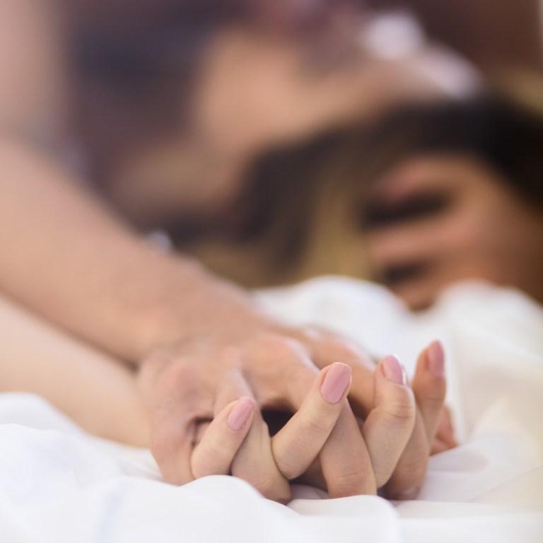 Руки секс