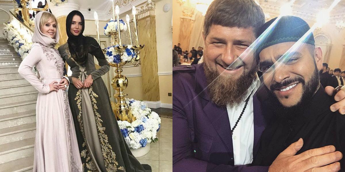 Кадыров рамзан секс фото
