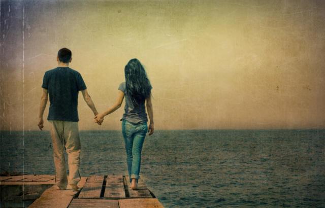картинка парня с девушкой