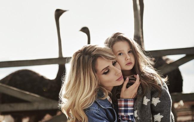 лобода и её дочь фото